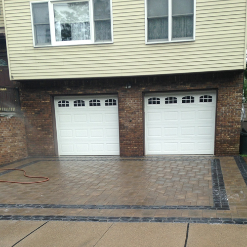 paver driveway installation in rutherford nj