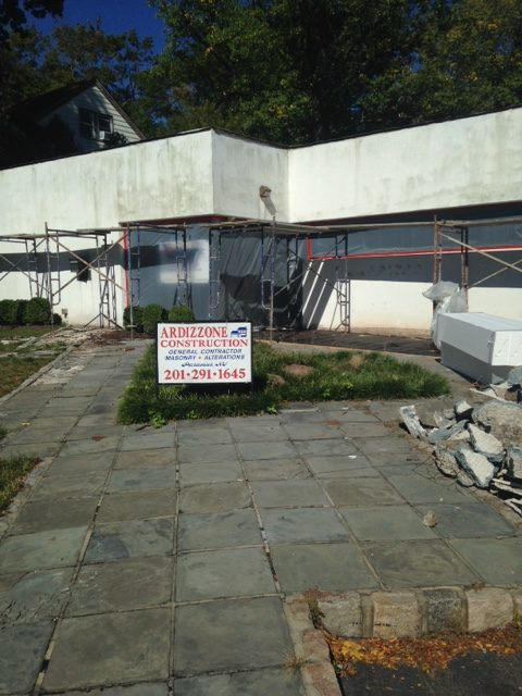 masonry project in englewood nj