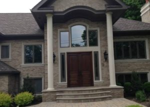 Exterior Stonework by Ardizzone Construction