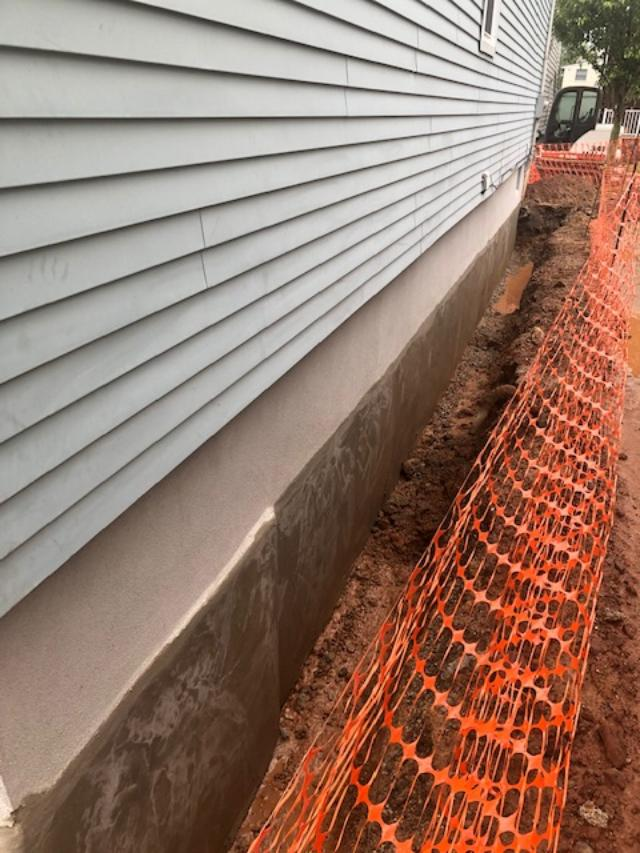 Prepping for Waterproofing in Secaucus