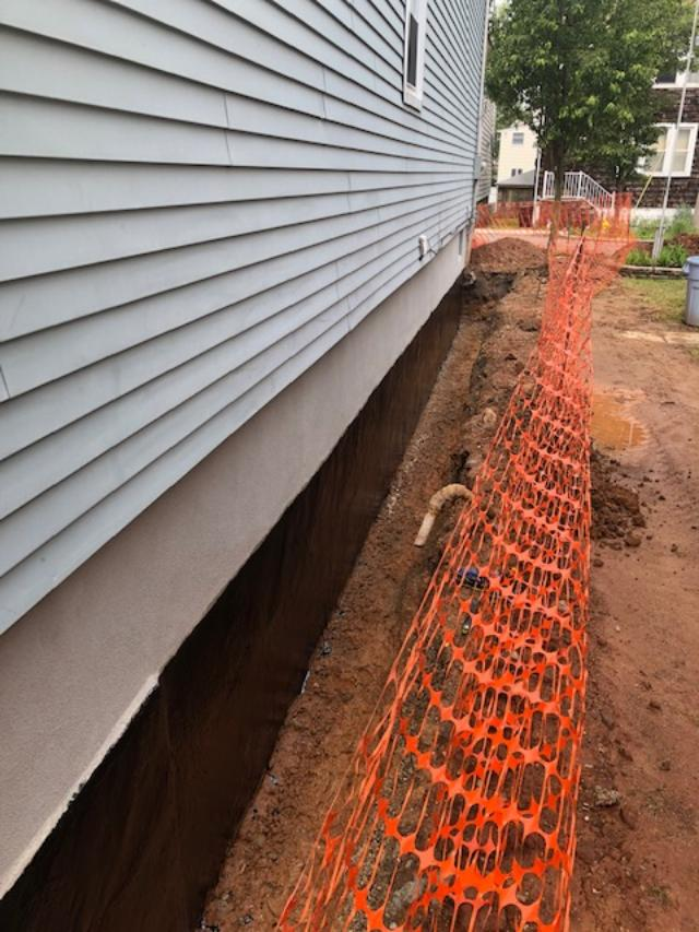 Waterproofing Foundation in Secaucus