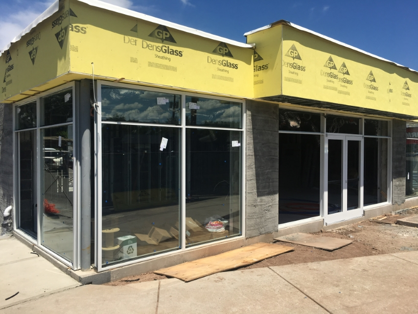 Commercial Masonry Renovation Project by Ardizzone Construction