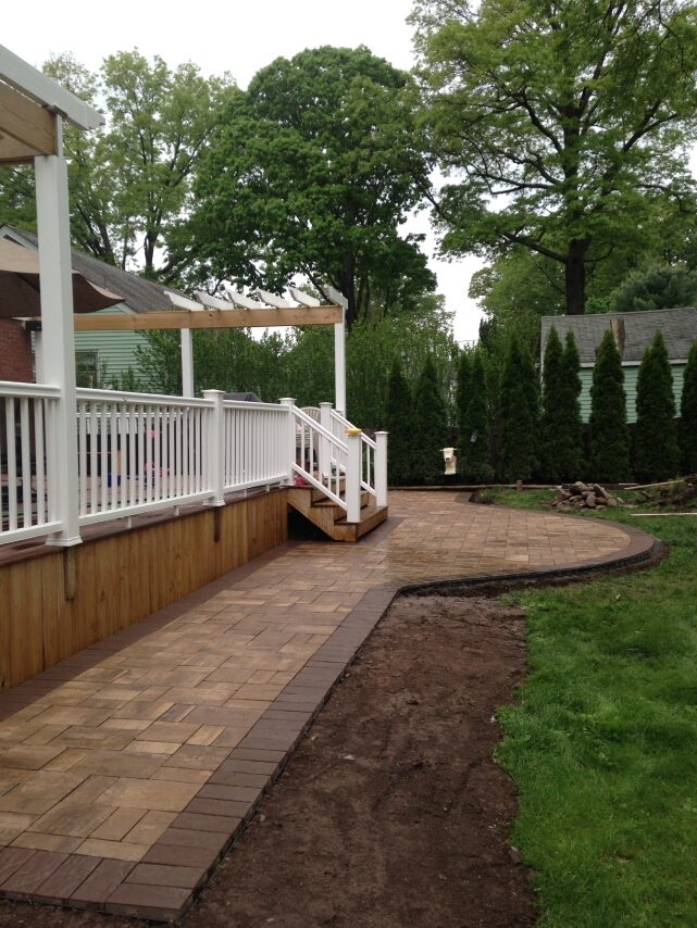 Paver Installation in Waldwick New Jersey